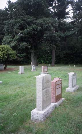 Parry Sound Cemetery Three