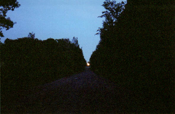 Ghost Road Light